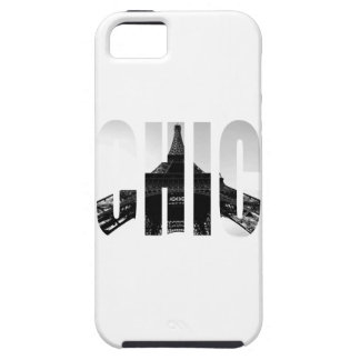 Wellcoda Eiffel Tower Chic Swag Paris Love iPhone 5 Case