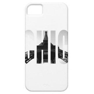 Wellcoda Eiffel Tower Chic Swag Paris Love iPhone 5 Cover