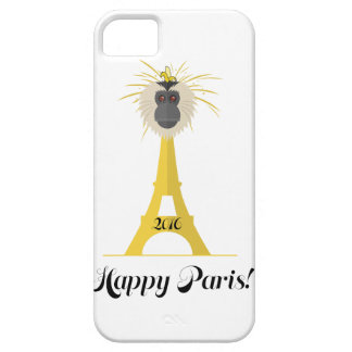 Wellcoda Eiffel Tower France Paris City Case For The iPhone 5