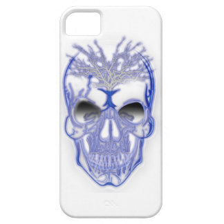 Wellcoda Electric Skull Shock Face Bolt iPhone 5 Covers