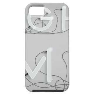 Wellcoda Enlighten Me Bulbs Swag Hipster Case For The iPhone 5