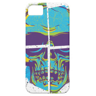 Wellcoda Epic Party DJ Skull Dead Summer Case For The iPhone 5