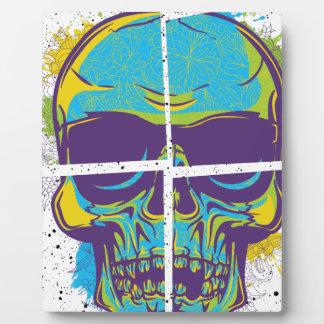 Wellcoda Epic Party DJ Skull Dead Summer Plaque