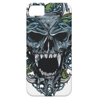 Wellcoda Evil Horror Skull Scary Mask iPhone 5 Cases