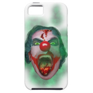 Wellcoda Evil Joker Clown Face Crazy Head Case For The iPhone 5