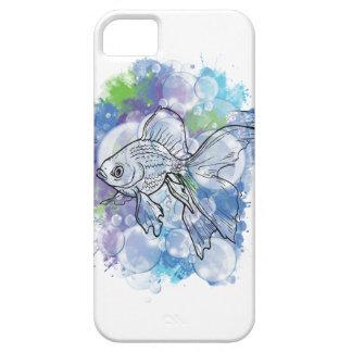 Wellcoda Fish Animal Nature Sea Bubble Case For The iPhone 5