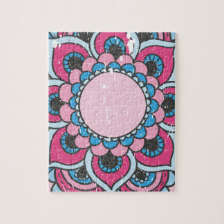 Wellcoda Flower Close Up View Blossom Jigsaw Puzzle
