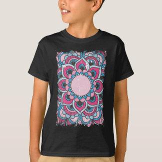 Wellcoda Flower Close Up View Blossom T-Shirt