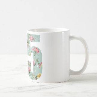 Wellcoda Flower Power 55 Swag Wild Plant Coffee Mug