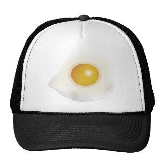 Wellcoda Fried Egg Morning Food Scrambled Cap