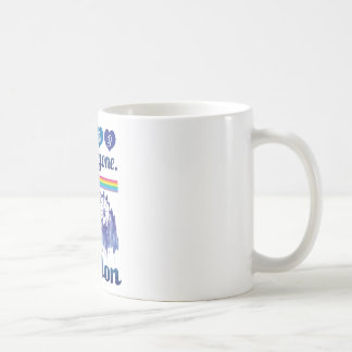 Wellcoda Friendly London City UK GB Love Basic White Mug