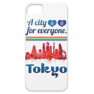 Wellcoda Friendly Tokyo City Japan Urban iPhone 5 Case