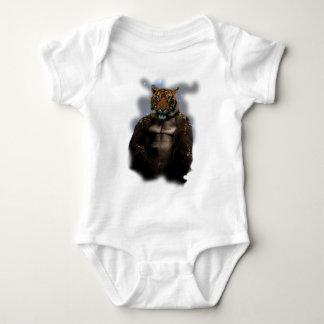 Wellcoda Future Freak Mutant Monster Baby Bodysuit