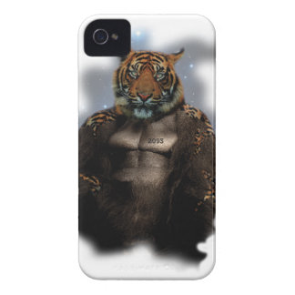 Wellcoda Future Freak Mutant Monster iPhone 4 Cases