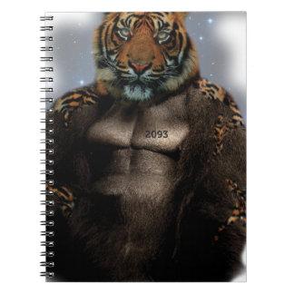 Wellcoda Future Freak Mutant Monster Notebook