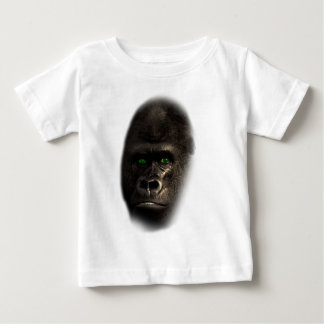 Wellcoda Gorilla Ape Monkey King Jungle Baby T-Shirt