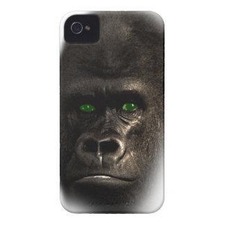 Wellcoda Gorilla Ape Monkey King Jungle Case-Mate iPhone 4 Cases