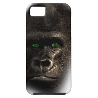 Wellcoda Gorilla Ape Monkey King Jungle iPhone 5 Covers