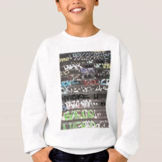 Wellcoda Graffiti Vandal Print Urban Life Sweatshirt