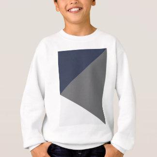 Wellcoda Grey Triangle Shape Three Tier Sweatshirt