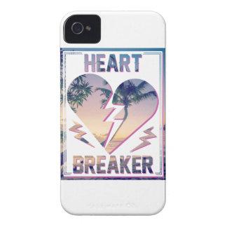 Wellcoda Heart Breaker Holiday Romantic iPhone 4 Case