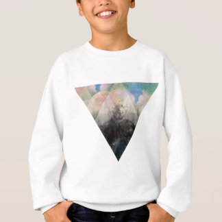 Wellcoda Hipster Nature Cosmos Fantasy Sweatshirt