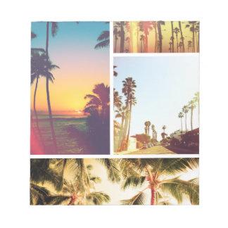 Wellcoda Holiday Summer Fun Sunshine Break Notepads