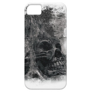 Wellcoda Horror Skull Death Scary Evil iPhone 5 Case