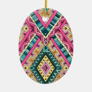 Wellcoda Indian Style Clothing Crazy Life Christmas Ornament