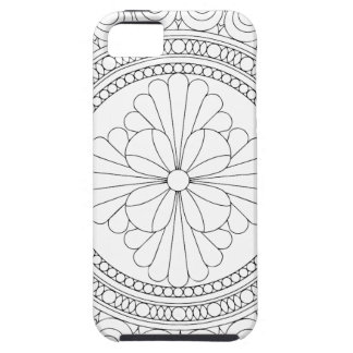 Wellcoda Indian Style Pattern Crazy Print iPhone 5 Covers