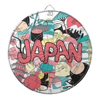 Wellcoda Japan Culture Asia Parade Life Dartboard