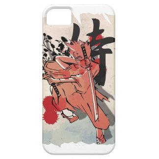 Wellcoda Japan Fighter Samurai Anime Art iPhone 5 Case