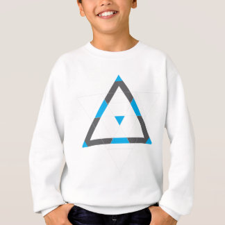 Wellcoda Kaleidoscope Dream Life Hypnotic Sweatshirt