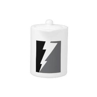Wellcoda Lightning Shock Strike Grey Black