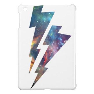 Wellcoda Lightning Strike Space Cosmos iPad Mini Cases