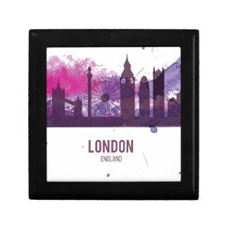 Wellcoda London Capital City UK England Gift Box