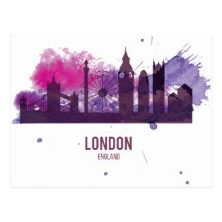 Wellcoda London Capital City UK England Postcard