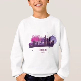 Wellcoda London Capital City UK England Sweatshirt