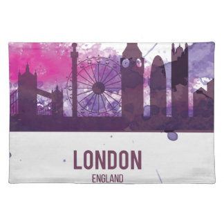 Wellcoda London England Tour Britain Placemat