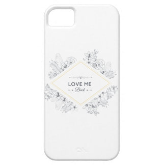 Wellcoda Love Me Back Diamond Romantic iPhone 5 Covers