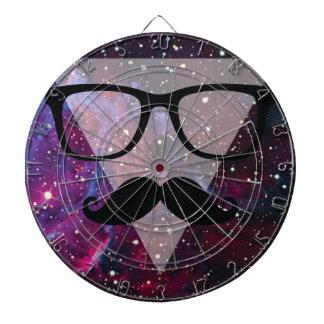 Wellcoda Master Disguise Space Funny Face Dartboard