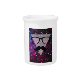 Wellcoda Master Disguise Space Funny Face Pitcher