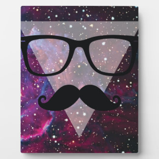 Wellcoda Master Disguise Space Funny Face Plaque