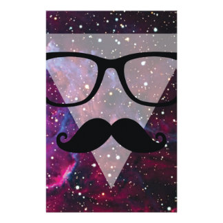 Wellcoda Master Disguise Space Funny Face Stationery