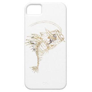 Wellcoda Monster Fishing Bait Bone Catch iPhone 5 Cover