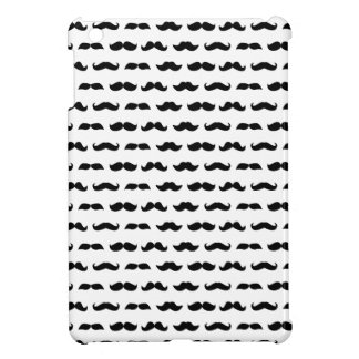 Wellcoda Moustache Epic Print Facial Hair Case For The iPad Mini