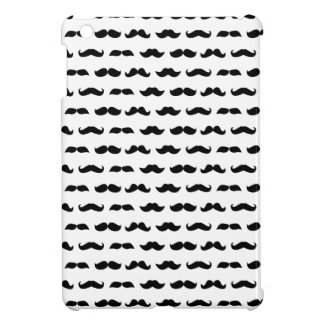 Wellcoda Moustache Epic Print Facial Hair iPad Mini Case