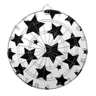 Wellcoda Multiple Star Effect Night Sky Dartboard