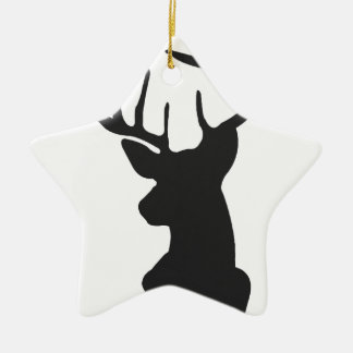 Wellcoda National Deer Hunt Stag Party Christmas Ornament