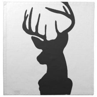 Wellcoda National Deer Hunt Stag Party Napkin